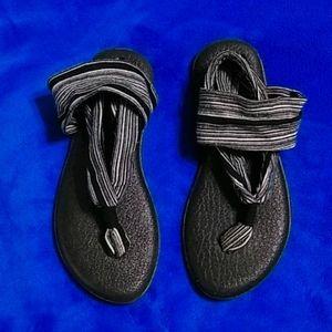 Sanuk Sandals Sz 5